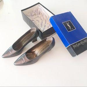 Yves Saint Laurent Vintage Tournesol Shoes